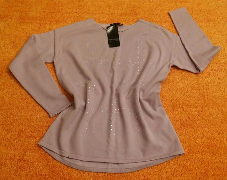 NEU Damen Pullover Glitzer verz Gr.S P.69,95#0x