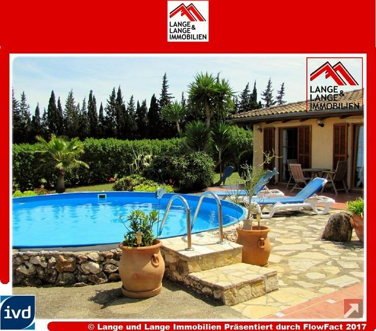 Mallorca - Muro - Finca mit Gästeapartments - Vermietungsmöglichkeit - Pool - Spanien Im... - Auslandsimmobilien - Bild 1