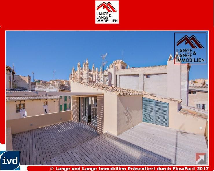 Mallorca - Altstadt - exclusiv saniertes Stadthaus mit SPA und Dachterrasse - Spanien Immo...