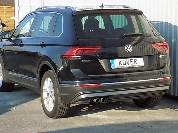 Bild 4: VW Tiguan 2,0 TDI Highline DSG Leder AHK