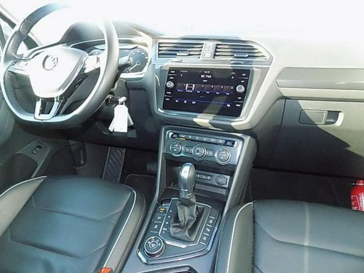 Bild 6: VW Tiguan 2,0 TDI Highline DSG Leder AHK