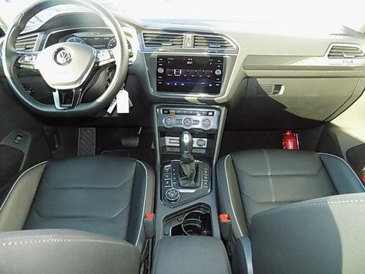 Bild 5: VW Tiguan 2,0 TDI Highline DSG Leder AHK