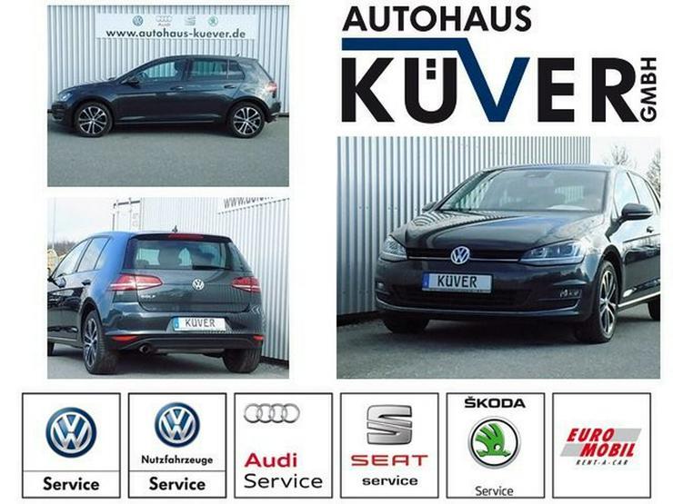 VW Golf 1,2 TSI Comfortline Allstar Navi Xenon - Golf - Bild 1