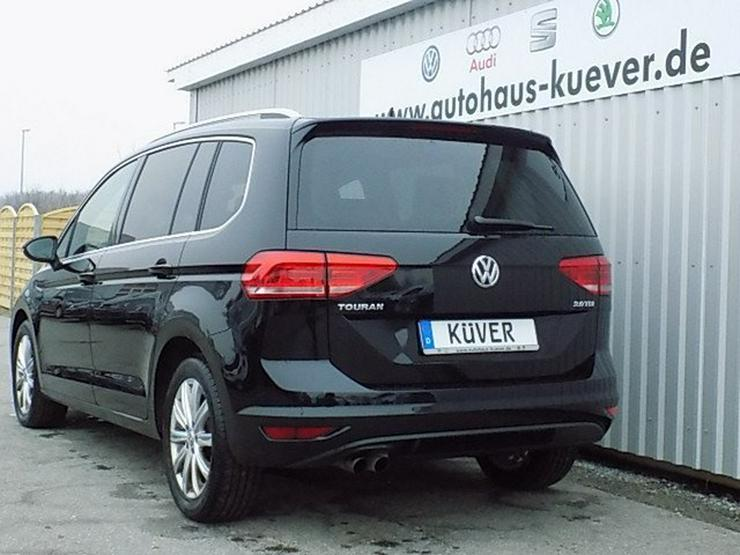 Bild 4: VW Touran 2,0 TDI Highline DSG LED ACC 7-Sitze