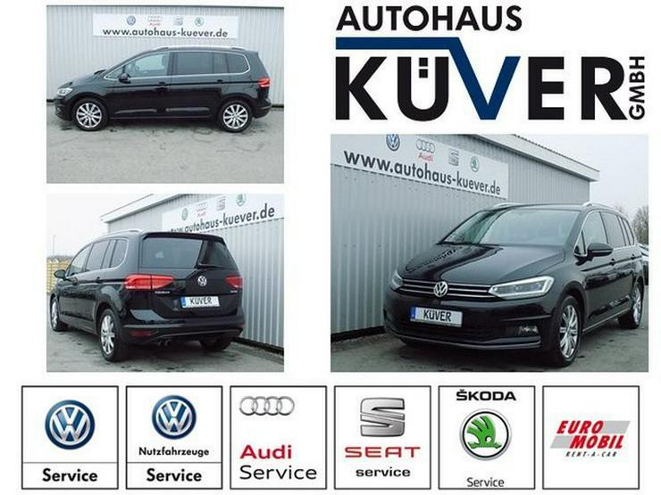 VW Touran 2,0 TDI Highline DSG LED ACC 7-Sitze - Touran - Bild 1