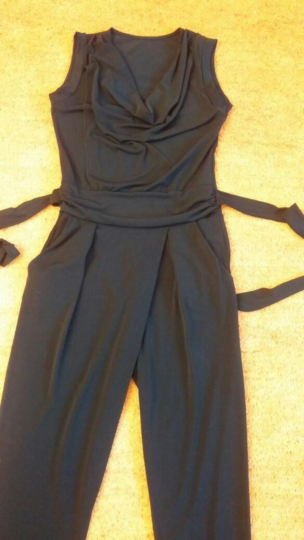 NEU Damen Overall ärmellos Stretch Gr.S