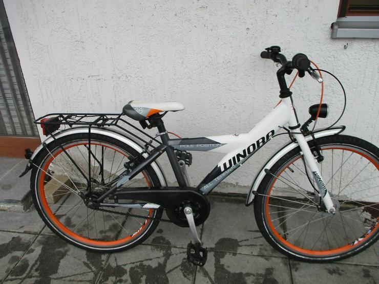 Kinderfahrrad 24 Zoll von Winora Versand mög - Kinderfahrräder - Bild 1