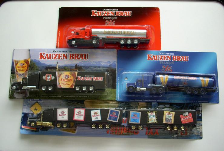 Kauzen-Bräu Trucks