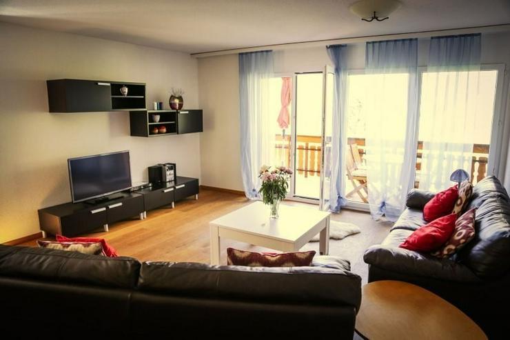 EDELWEISS, exklusive 3.5 Zimmerwohnung de luxe
