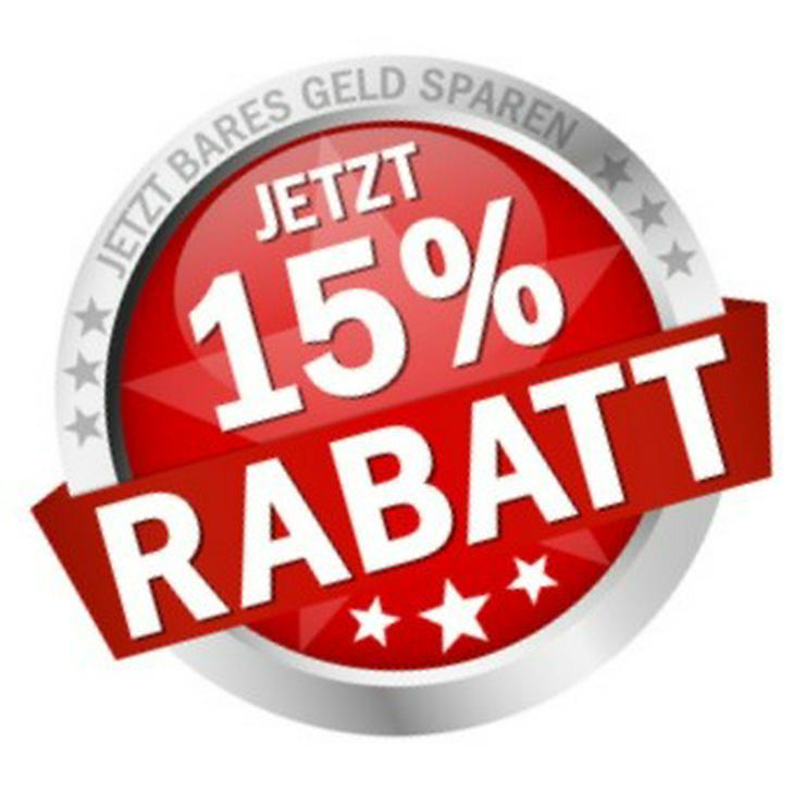 15% Rabatt auf alle FOREVER Living Produkte