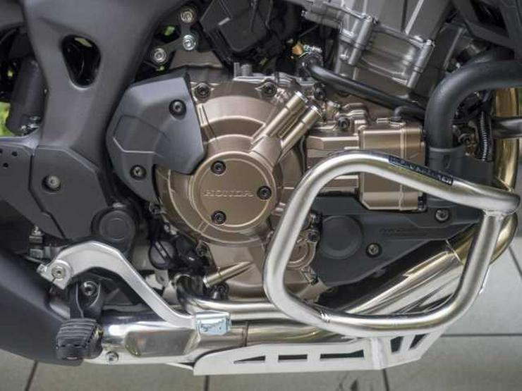 Bild 3: HONDA CRF 1000 Africa Twin ABS DCT HEPCO BECKER UMBAU