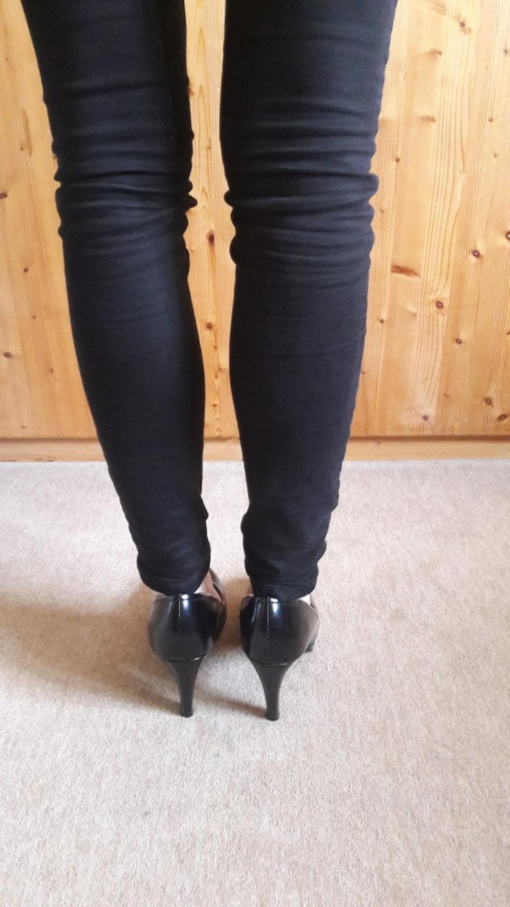 Bild 3: Schwarze High-Heels / Hohe Schuhe von Graceland