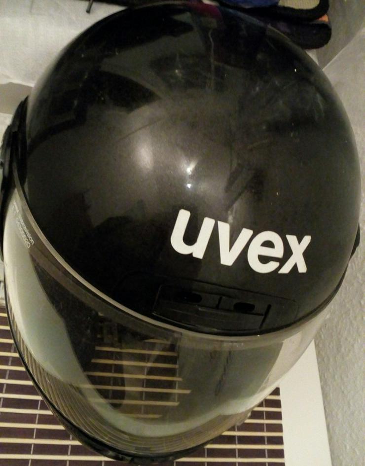 UVEX Motorradhelm REVOLUTION zu verkaufen
