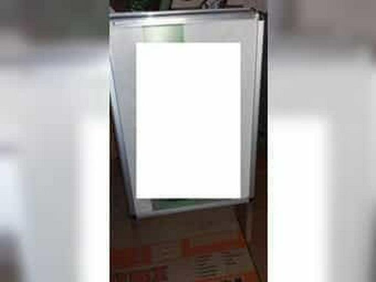 Bild 3: Kundenstopper Werbeschild beidseitig A1