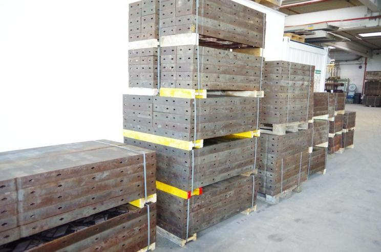 Sonderabverkauf! Gute PASCHAL Raster Schalung - Baustellenausstattung - Bild 1