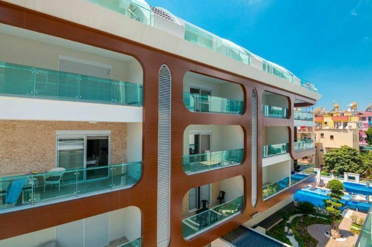 B24plus Auslandskapitalanlage Kleopatra Penthouse im Touristenzentrum - Wohnung kaufen - Bild 1