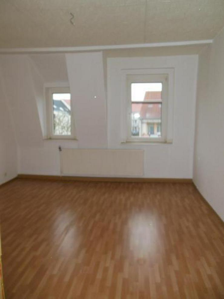 Schöne 4-Zimmer-Whg. im Dachgeschoss - Wohnung mieten - Bild 1