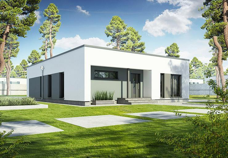 Bild 2: Westerwald  - barrierefreies Traumhaus bauen mit Dan - Wood House incl. Bodenplatte, KFW
