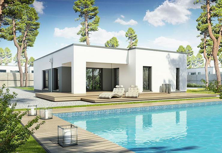 Westerwald  - barrierefreies Traumhaus bauen mit Dan - Wood House incl. Bodenplatte, KFW