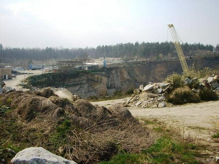 Bild 6: Anleger., ca. 14 Hektar Granit-Land mit Granitfabrik zu verkaufen!
