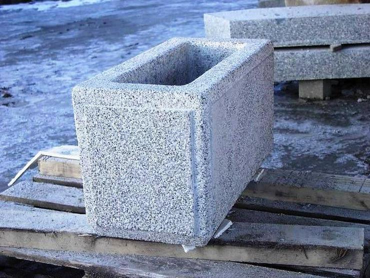Bild 3: Anleger., ca. 14 Hektar Granit-Land mit Granitfabrik zu verkaufen!