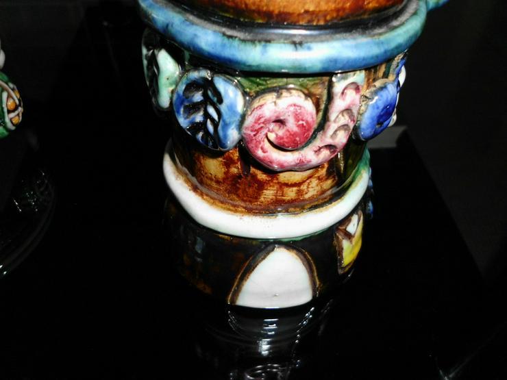 Bild 6: Kerzenständer (keramik) € 20