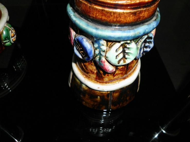 Bild 5: Kerzenständer (keramik) € 15
