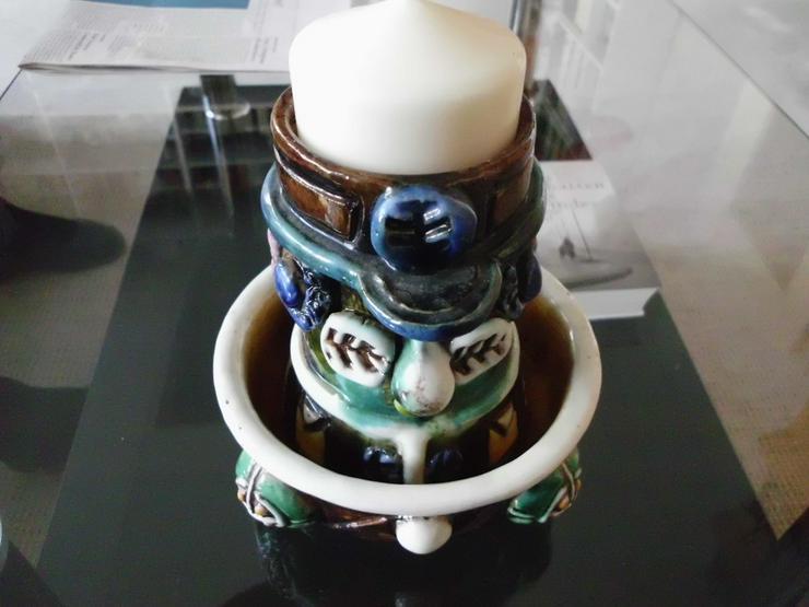 Kerzenständer (keramik) € 15 - Sonstiges - Bild 1