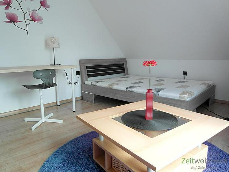 (EF0151_Y) Erfurt: Krämpfervorstadt, schönes möbliertes Zimmer in Einfamilienhaus an Wo... - Wohnen auf Zeit - Bild 1