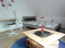 (EF0151_Y) Erfurt: Krämpfervorstadt, schönes möbliertes Zimmer in Einfamilienhaus an Wo...