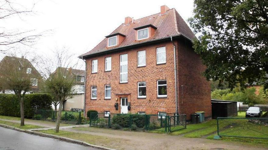 BÜTZOW | ERDGESCHOSSWOHNUNG | 2-R-WHG - EG/Parterre rechts - 45 m² | WOHNEN IN STADTLAGE - Bild 1