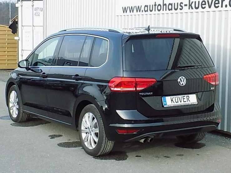 Bild 4: VW Touran 1,4 TSI Highline DSG Navi ACC LED 7-Sitze