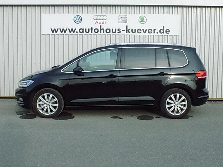 Bild 3: VW Touran 1,4 TSI Highline DSG Navi ACC LED 7-Sitze