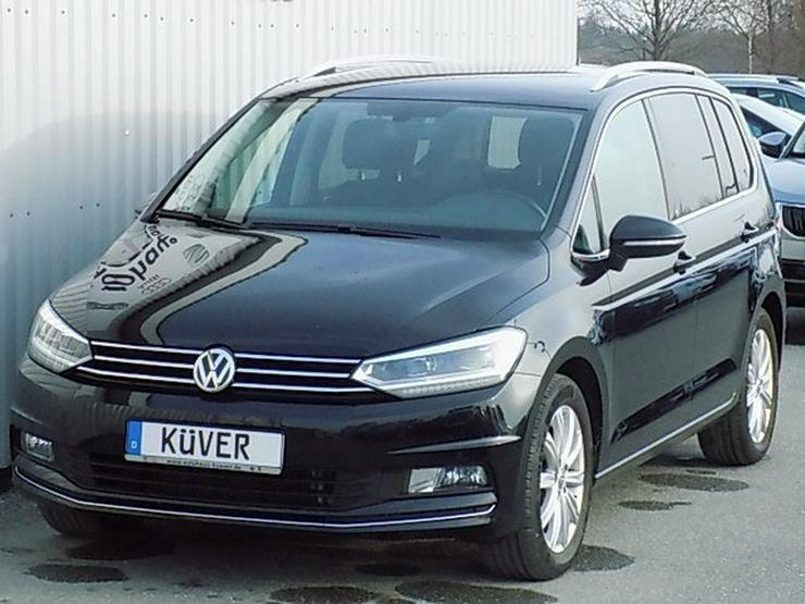 Bild 2: VW Touran 1,4 TSI Highline DSG Navi ACC LED 7-Sitze