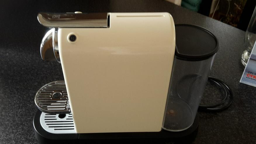 Bild 3: DeLonghi Nespressomaschine Automatik EN 165.CW