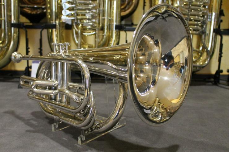 Yamaha Basstrompete in Bb. Mod. YBH 301 MS - Blasinstrumente - Bild 1