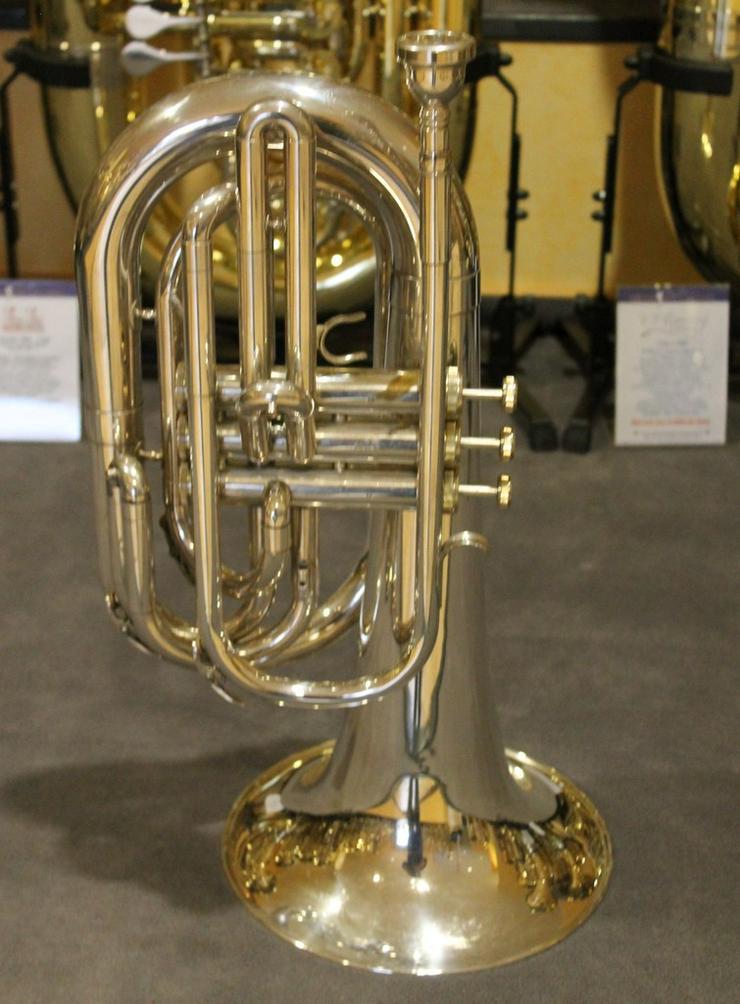 Bild 2: Yamaha Basstrompete in Bb. Mod. YBH 301 MS