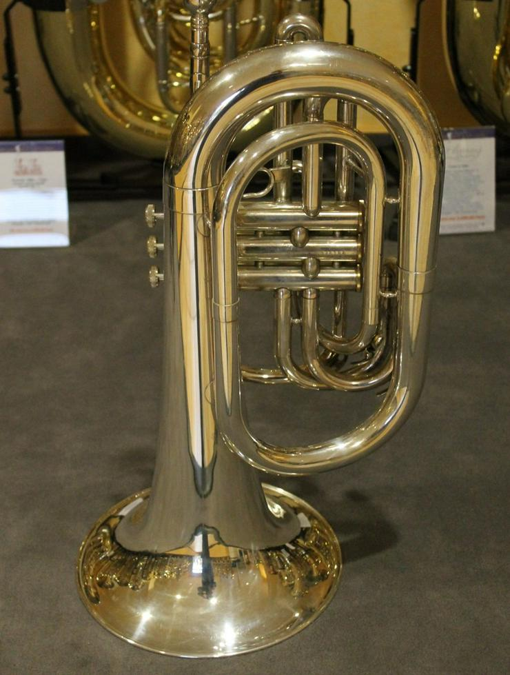 Bild 3: Yamaha Basstrompete in Bb. Mod. YBH 301 MS