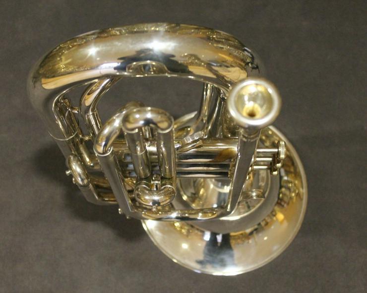 Bild 4: Yamaha Basstrompete in Bb. Mod. YBH 301 MS