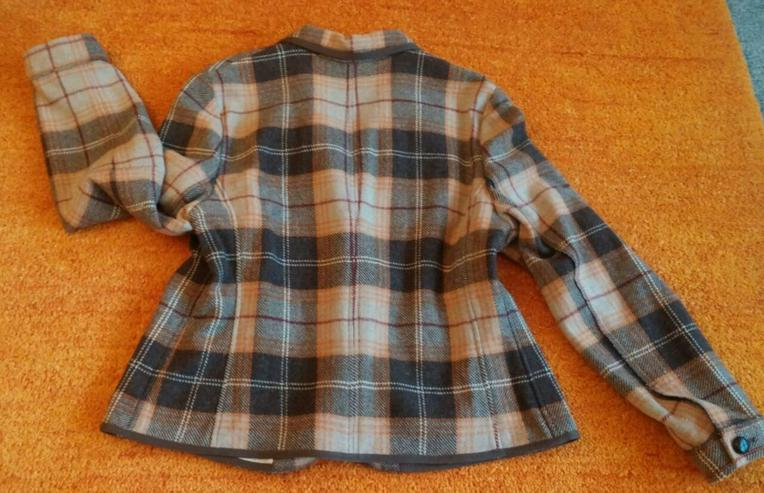 Bild 2: Damen Jacke Designer Woll Blazer weich Gr.46