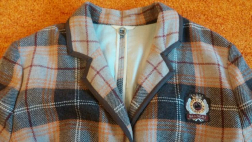 Bild 3: Damen Jacke Designer Woll Blazer weich Gr.46