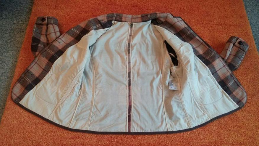 Bild 4: Damen Jacke Designer Woll Blazer weich Gr.46