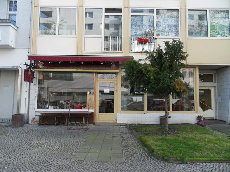 Gemütliches Restaurant fast am Kudamm - Lehniner Platz - Gewerbeimmobilie mieten - Bild 1