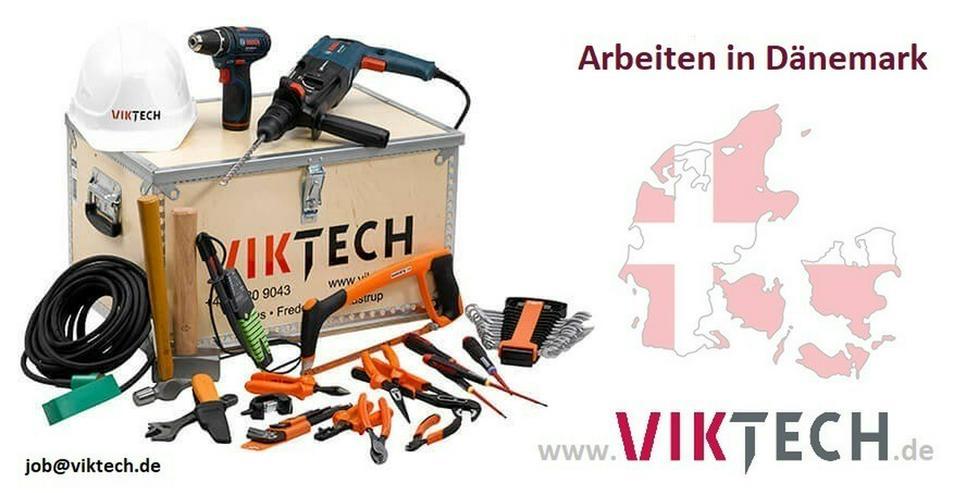 Elektriker (w/m) in Dänemark
