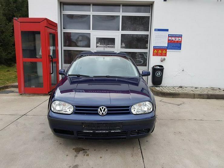 VW Golf 4 1,4 Edition TÜV/AU NEU