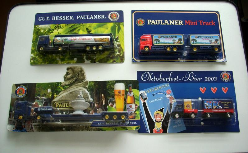 Paulaner München Trucks