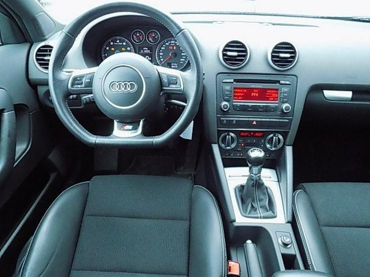 Bild 5: AUDI A3 Sportback 1,2 TSI Ambition S-Line Xenon 18''