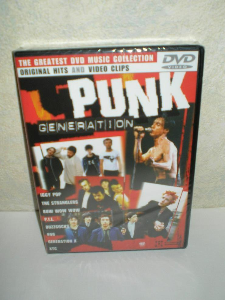 Bild 4: Abba,Blondie,Tom Petty,Elvis,Pink Floyd,Punk