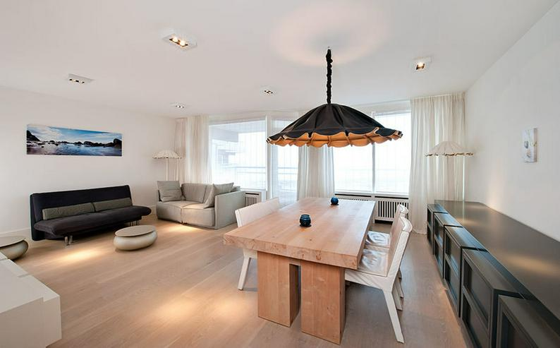 Nordseestrand Holland: Apartment mit Meerblick