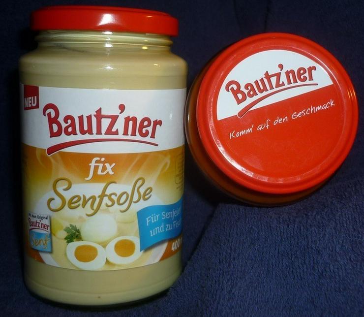 Bild 3: Bautzner Jägersoße fix +  fertig 400 ml